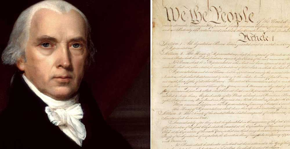 The Independent Theory by james madison