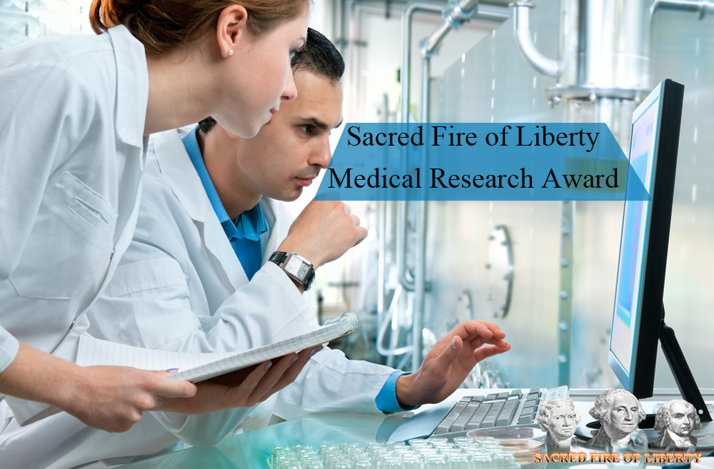 medical research awards