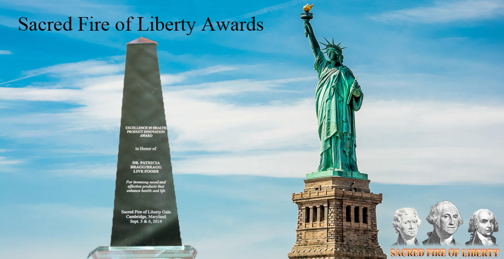 sacred fire of liberty awards parts 2