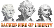sacred fire of liberty gala logo